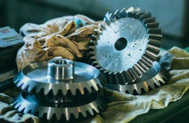 Изготовление зубчатых колес по образцу