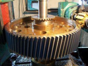 Производство зубчатых колес