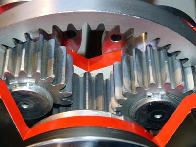 зубчатые колеса внутренний зуб на заказ