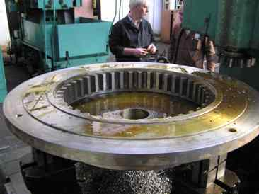 зубчатые колеса внутренний зуб из металла