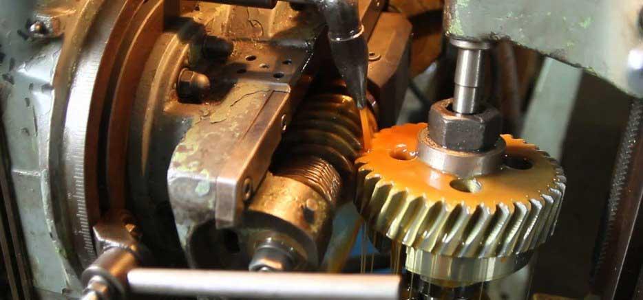 Изготовление зубчатых передач