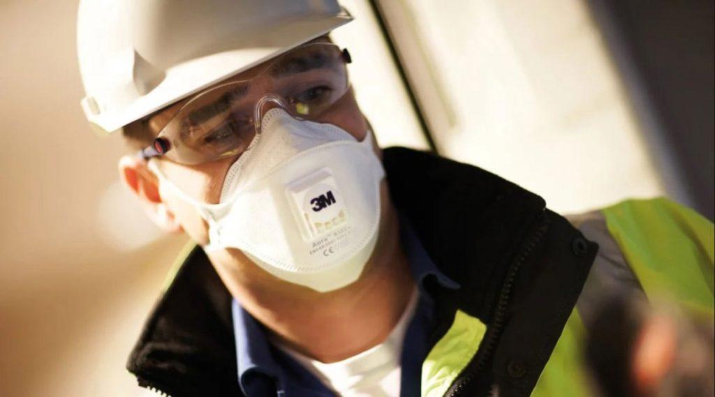 Работа на станках в период пандемиии COVID-19
