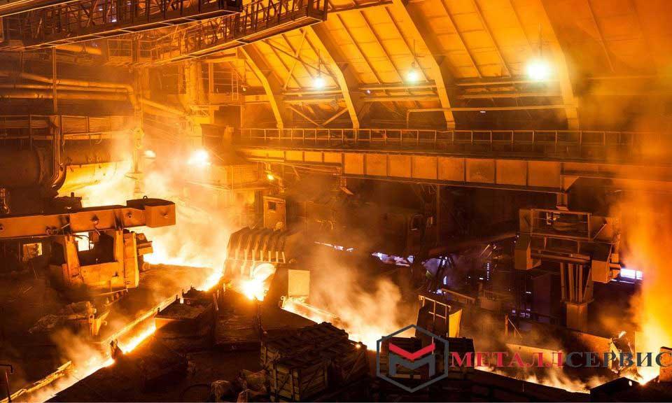 Нехватка металлопроката в России