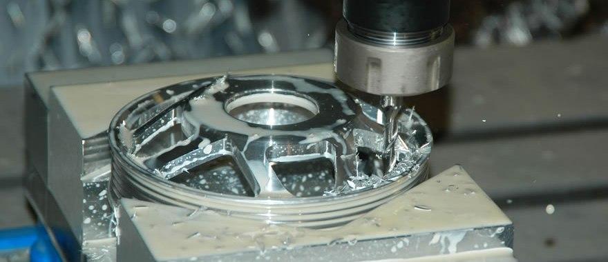 Фрезерование металла на станках