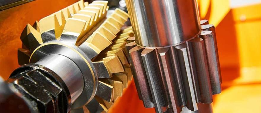 Зубофрезерование металлических деталей