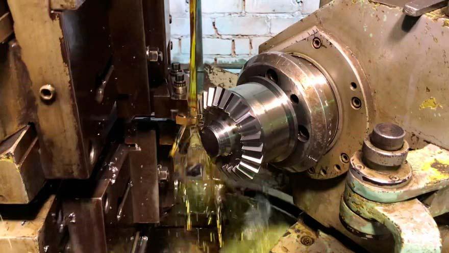 технология изготовления зубчатых колес